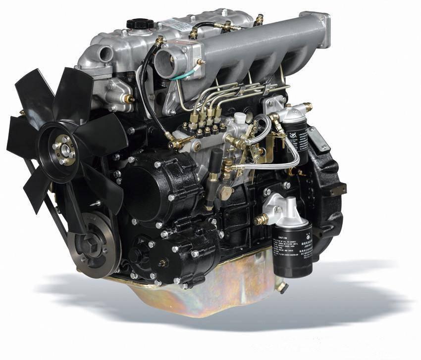 Xinchai A490BPG diesel engine