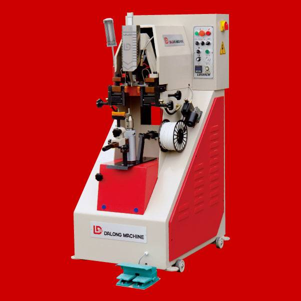 LD-589CM Automatic Cementing Heel Lasting Machine