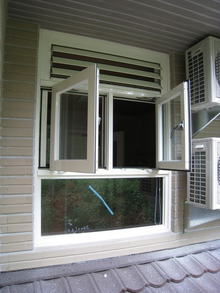Hot sale high quality UPVC sliding window