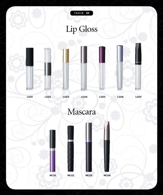 Lip Gloss & Mascra