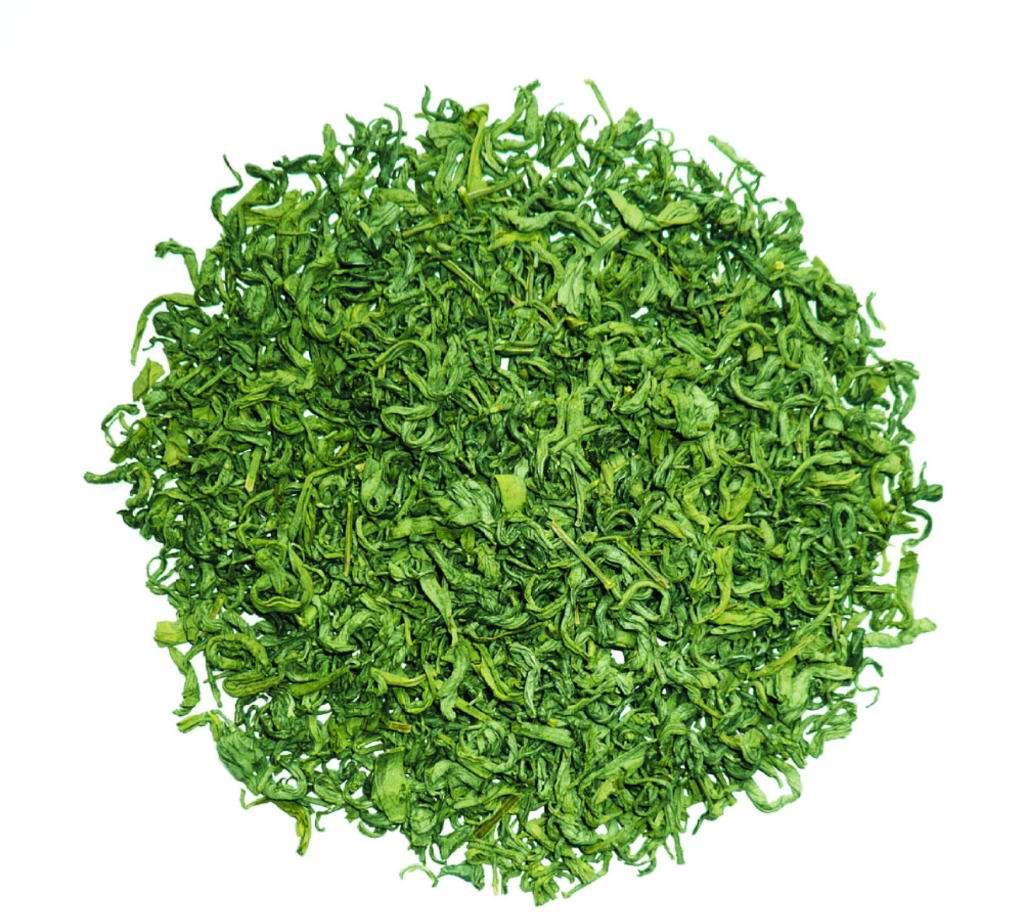 9371 41022 Chinese Premium Customized Organic Bulk Loose Leaf Pearl Chunmee Green Tea