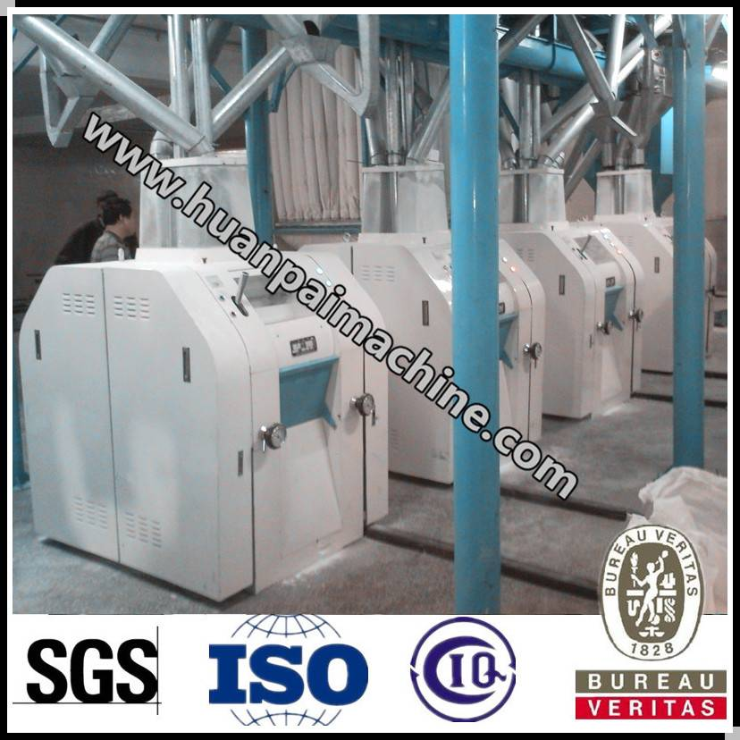 Hot sale with good quality wheat mill machinery