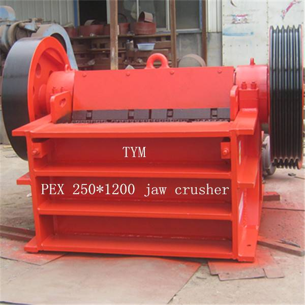PEX250*1200 Jaw Crusher