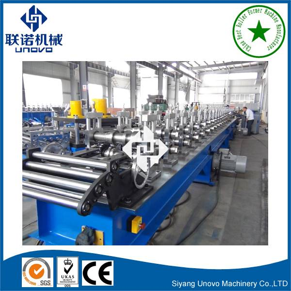 hot sale ladder type cable tray roll forming machine