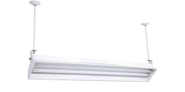 adjustable triangle termination tube light fixture classroom blackboard light