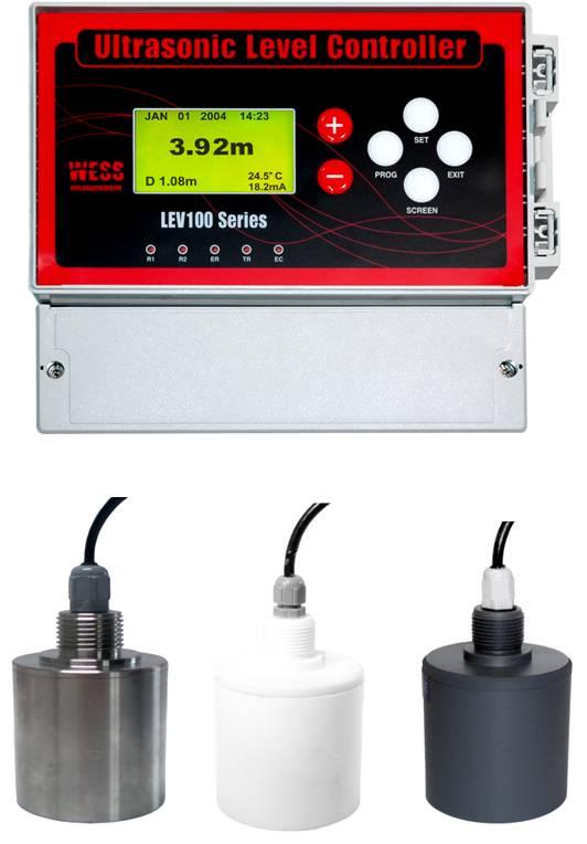 Ultrasonic Level Meter (LEV100)