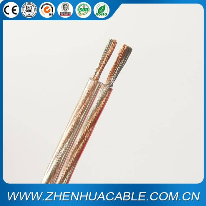0.75mm, 1.0mm, 1.5mm, 2.5mm Speaker Cable