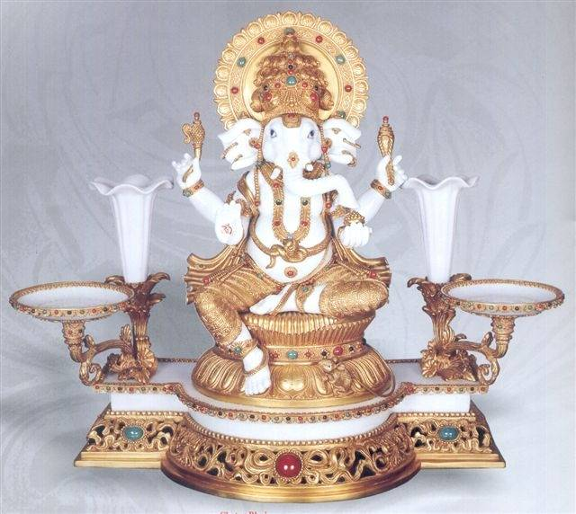 INDIAN DEITIE - CHATUR BHUJA