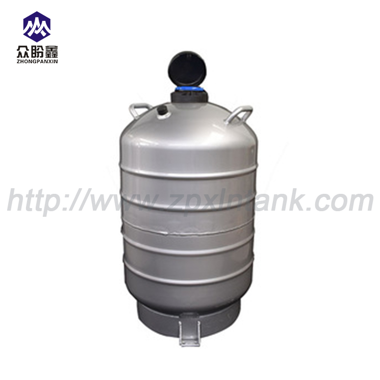 ISO Steel Gas Cylinder Filling Liquid Nitrogen Price