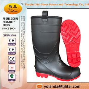 Best serve customized color short rain boots woman