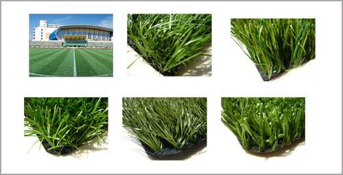 artificial lawn for soccer field