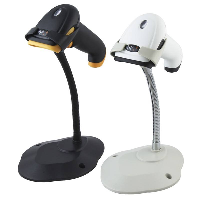 Automatic barcode scanner with stand BP-3610AT