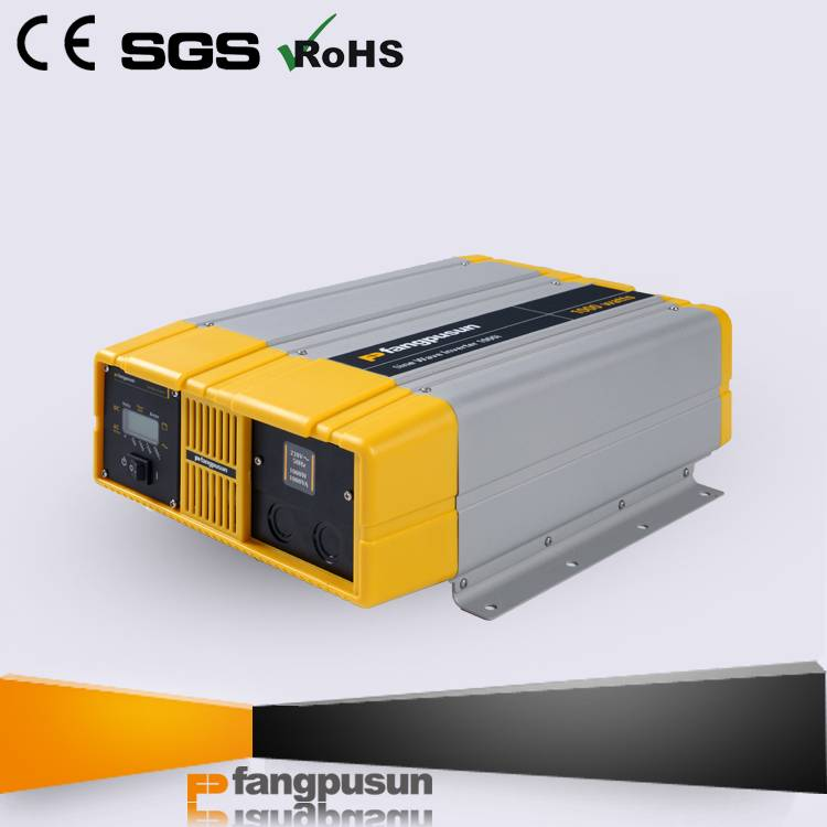 Hybrid AC to DC solar power inverter 1000W 12V 24V with high quality and low price
