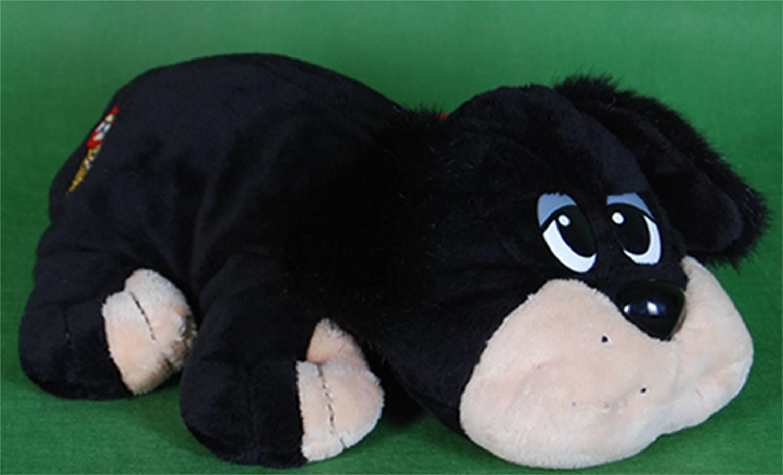 quiet Pug Dog Plush Stuffed Animal Toy