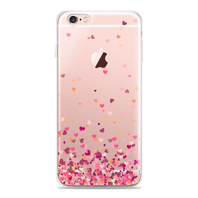 iphone 6/6P Mobile phone shell - soft shell