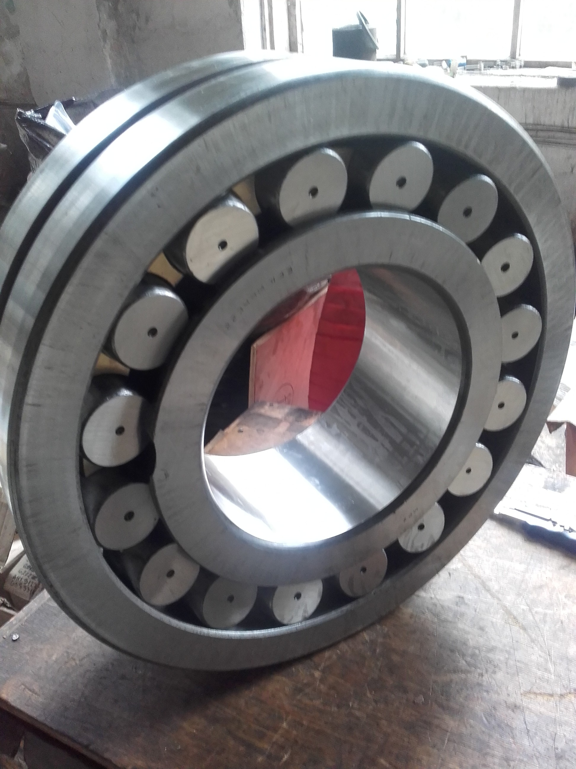 Industrial and Metallurgical SURPLUS Bearings
