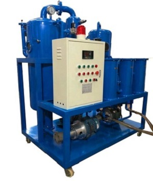 Vegetable oil and animal oil recycling machine