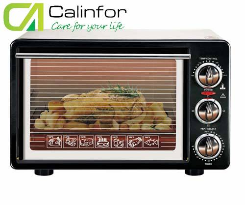 new style home appliance red best toaster oven