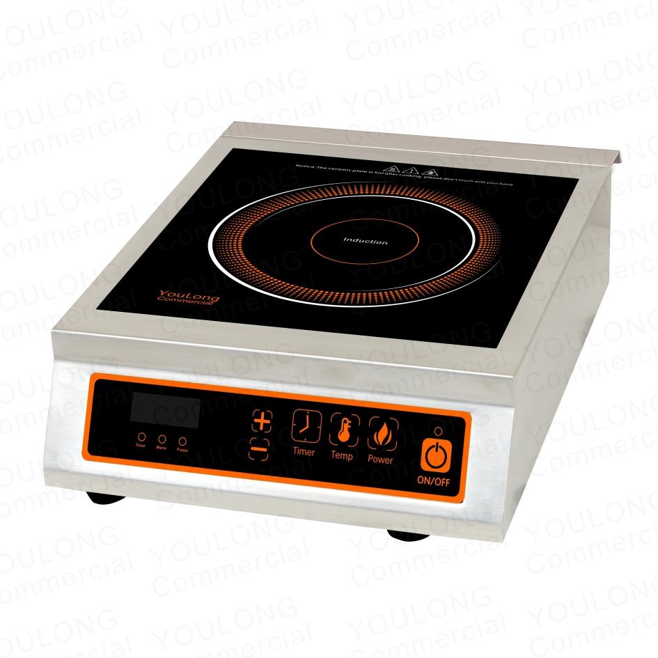 indnuction cooker(1 burner)C3514-B Press Control