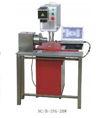 CNC NC Portable Fiber Laser Marking Machine Engraving Machine
