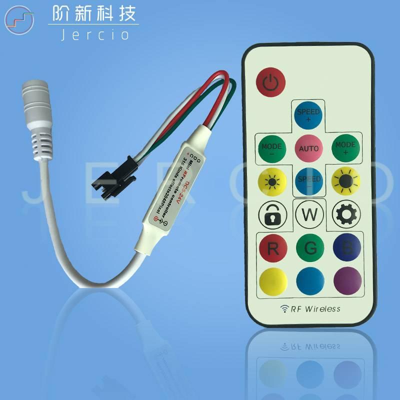 Jercio XR-17 SK6812/ WS2811/APA102 controller