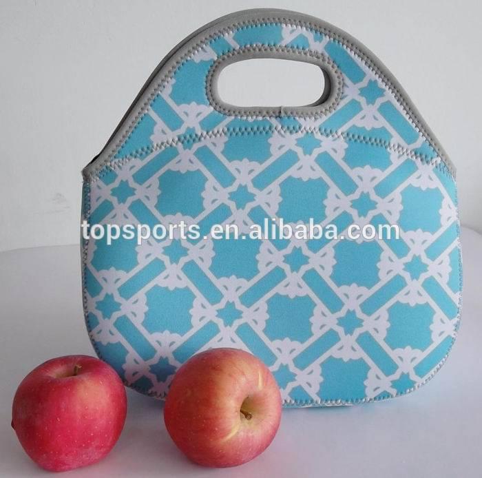 fashion style lunch bag,picnic bag, food bag
