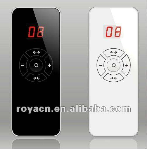 automatic wireless long-distance motor remote controller