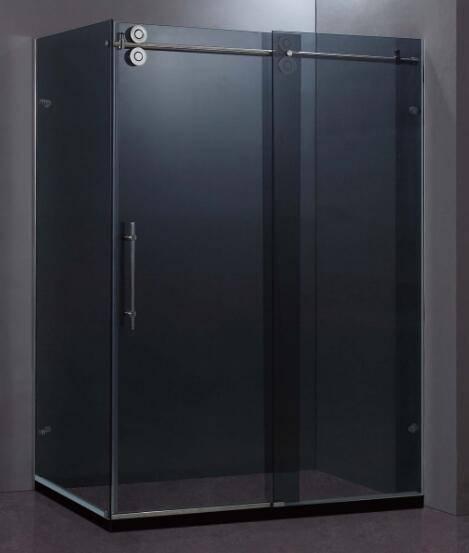 SS304 Rectangle Sliding Shower Cabin (Kt8015)