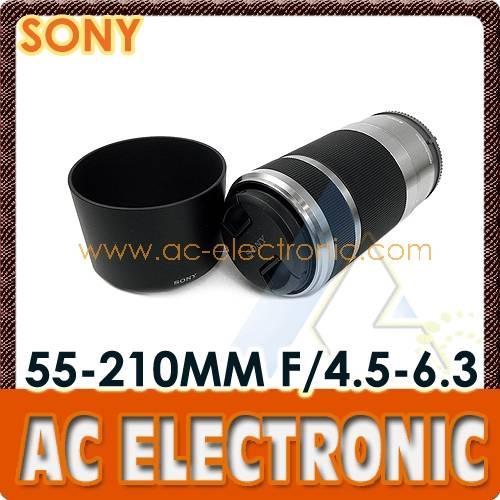SN-SEL 55_210 F4.5_6.3 OSS-Silver