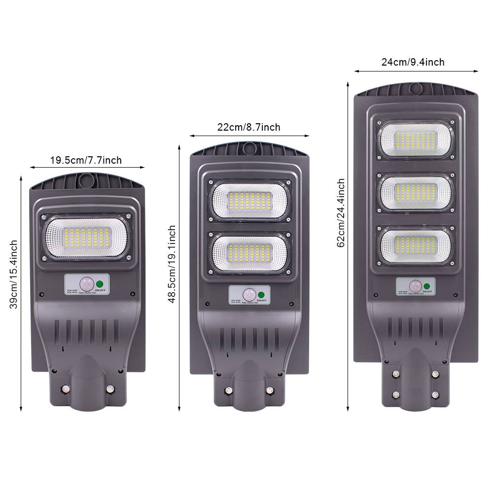 36LEDs PIR motion sensor Solar Street light 3 modes Outdoor light wall lamp Waterproof Energy Saving