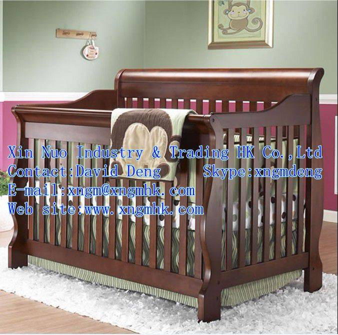 Wooden crib , wooden cot , wooden children's sofas, wooden baby furniture
