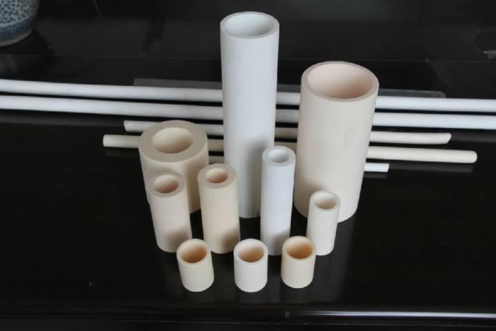 Ceramic tube , Ceramic pipes ,Ceramic Sleeve, ceramic hose