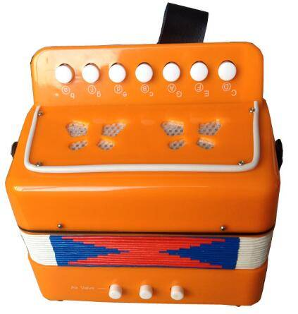 classic and popular musical toy accordion for sale
