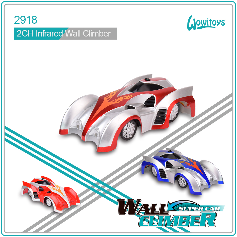 Toy Vehicle racing car and Infrared Wall Climber Car, rc car and climber, wall car