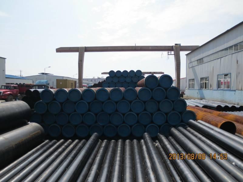 EN10216 Seamless Pipe
