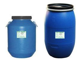 Formaldehyde-free stiffening finishing agent