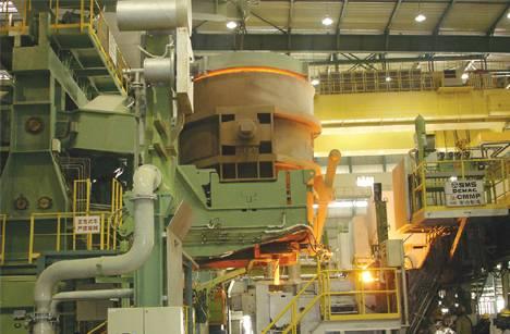 Metallurgy machinery steel fabrication