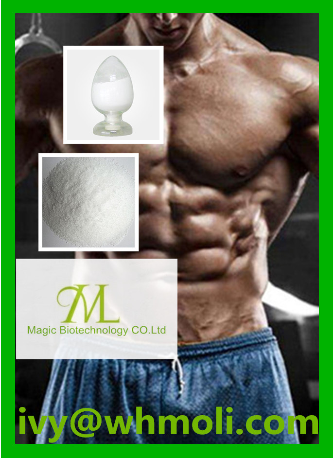 High Quality Raw Hormone Steroid Powder Methenolone Enanthate for Bodybuilding