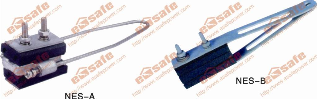 Tension clamp Suspension clamp Anchor clamp