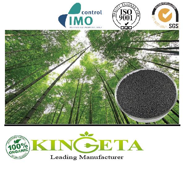 Bamboo Bbiochar Organic Fertilizer Manufacturer of China