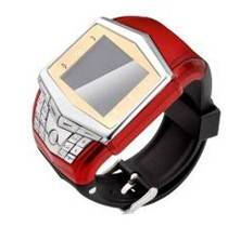Quan band Watch Mobile Phone GD910