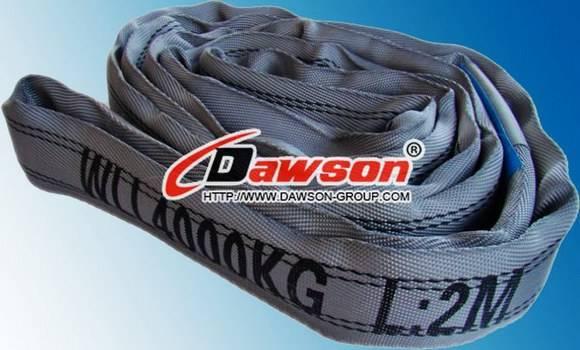 WLL 4Ton Polyester Endless Round Slings