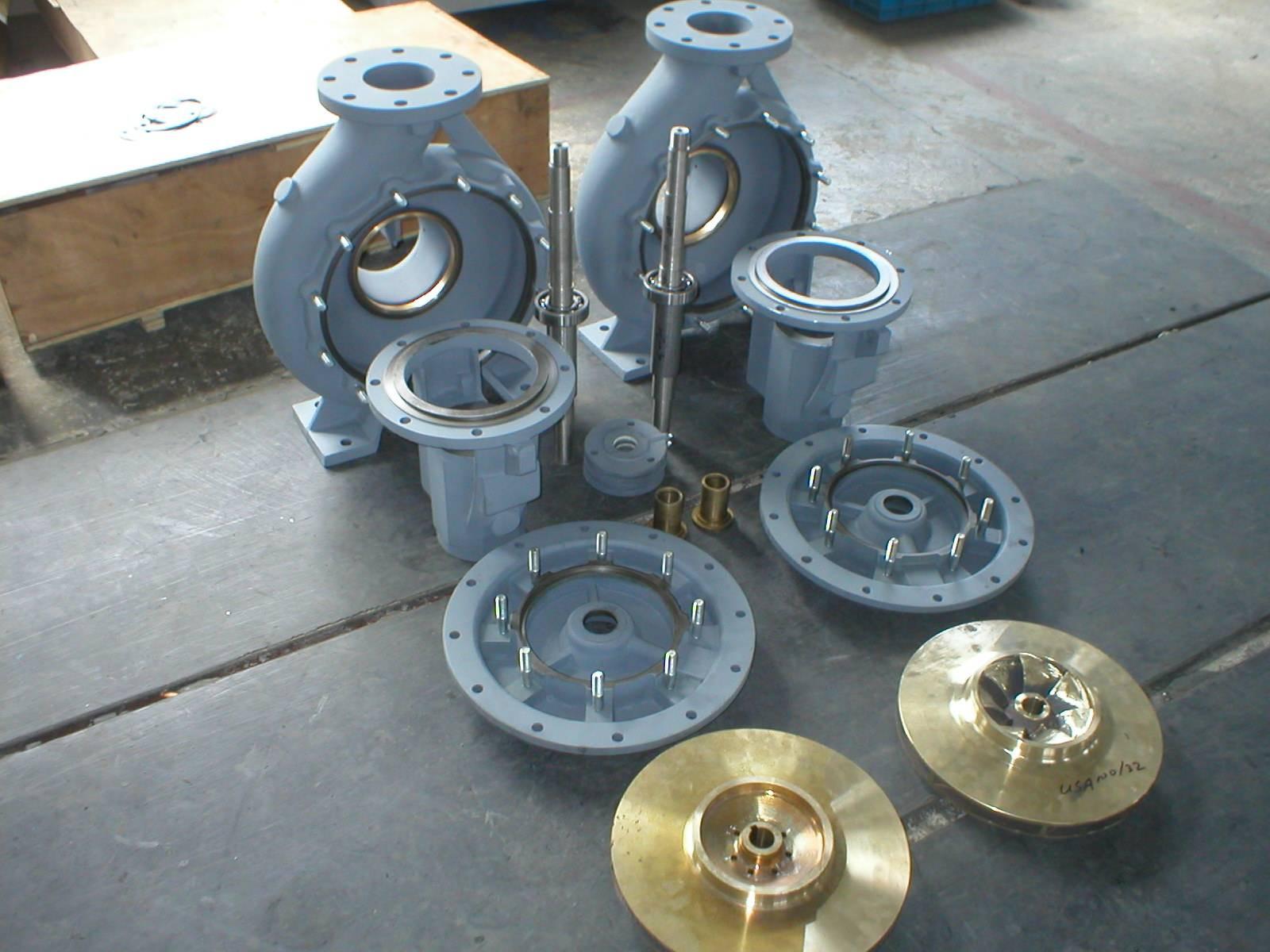 Kenflo ISO2858 Pump, Aquaplus ISO, southern cross star-line, star-pro