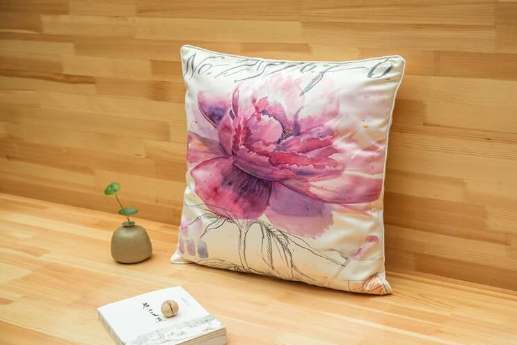 Chinese made decorative sofa cushion