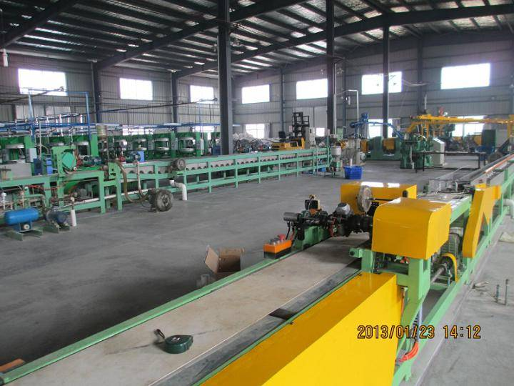 Automatic Butyl Inner Tube Extrusion Line,Inner Tube Machine