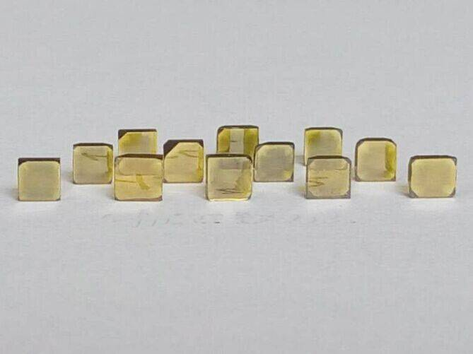 synthetic single crystal diamond