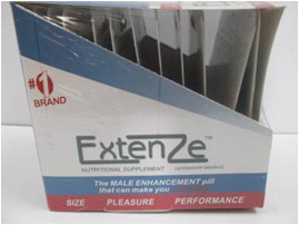 EXTENZE blue Sex Pills Male Sex Enhancer