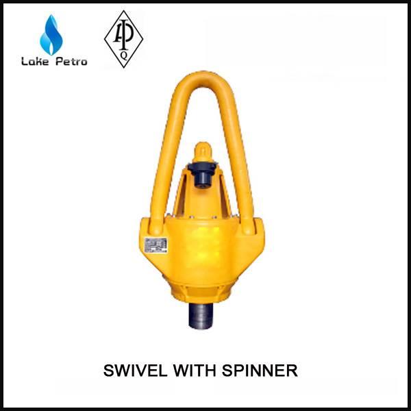 Hot sale API SL swivel/LBC swivel/LD series of swivel with spinner oilfield