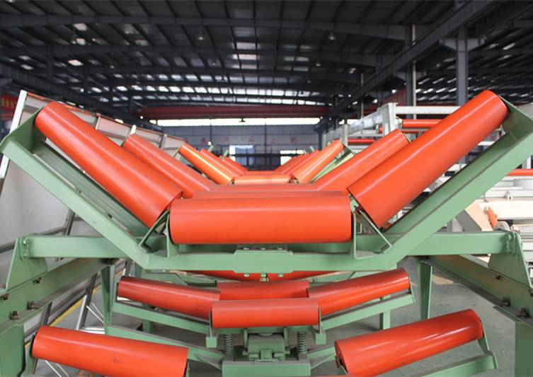 2016 Hot Products Dia.219mm Steel Grooved Roller for Conveyor System