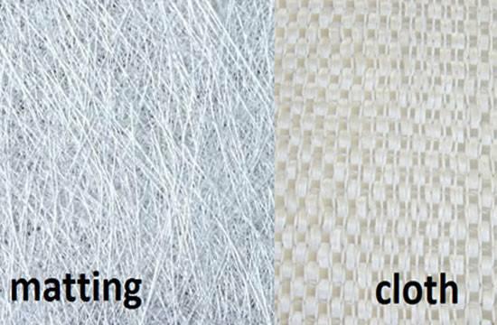 Fiberglass Weave Mesh Fabric
